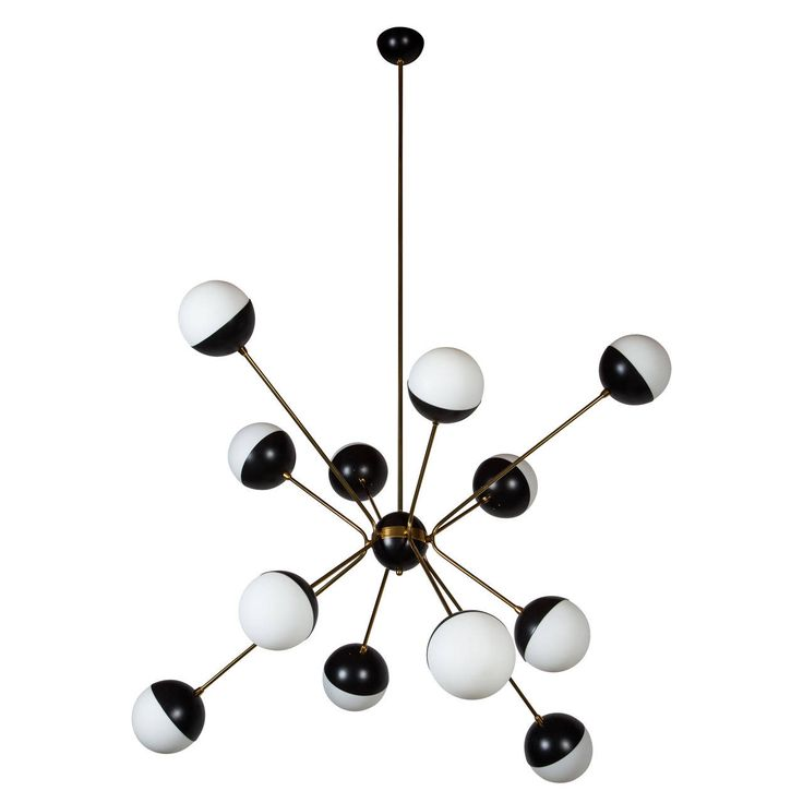 Rewire Custom  Orb Chandelier | From a unique collection of antique and modern chandeliers and pendants at https://www.1stdibs.com/furniture/lighting/chandeliers-pendant-lights/