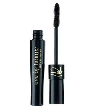 Eye Of Horus Mascara Black Goddess - $33.00. Ideal for sensitive eyes Eye of Horus Mascara strengthens and lengthens for ultimate Goddess lashes. Designed to accentuate and enhance the natural beauty of your Lashes. Naturally formulated in the style of the ancient Egyptians with plant based ingredients including: Moringa Oil, Beeswax, Rice Bran Wax, Candelilla Wax and Caunuba Wax.