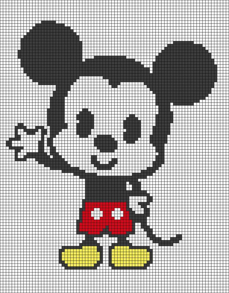 498 besten Disney Bilder auf Pinterest | Kreuzstich ...
