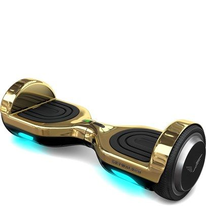 Nzsale - Gold Mini Segway - Nzsale.co.nz