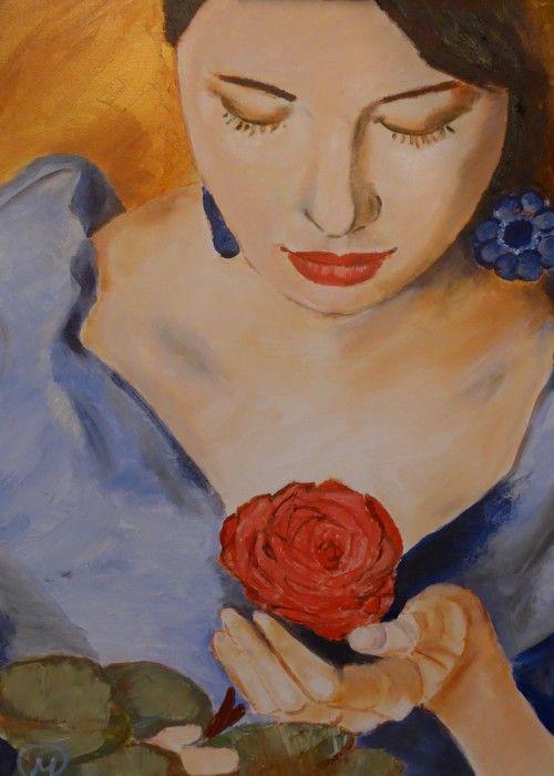 Mariska Sens -  de roos