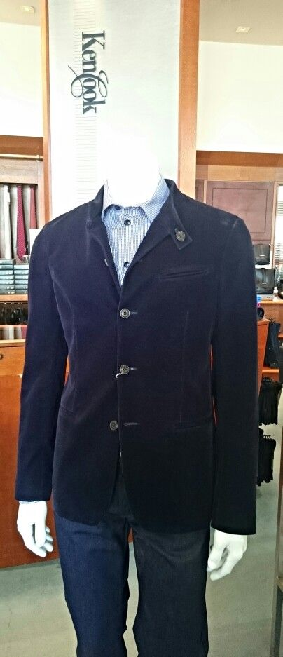 New Season Armani Collezioni Jacket & more in store now!