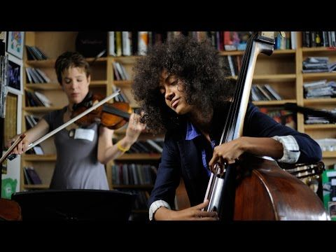 The bassist and vocalist Esperanza Spalding conceived of Chamber Music Society as an intimate experience, a close musical exchange between a small group of f...