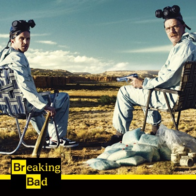 Em breve a 3ª Temporada de Breaking Bad no canal da FOX-Sony