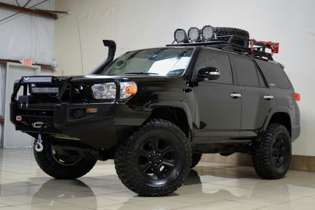 Toyota 4runner V6 3.2L Work Truck w Towing Capacity Horsepower