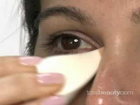 ▶ How to Hide Under-Eye Circles with Makeup - YouTube