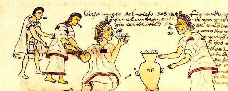 pulque en el mexico prehispanico codice   Cultura Colectiva