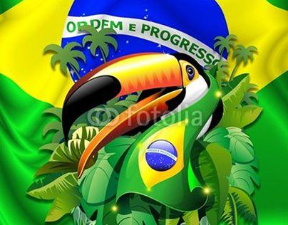 "Check out my @Behance project: ""♥ #Brasil ♥ #Brazil is Everywhere! ♥"" https://www.behance.net/gallery/17672521/-Brazil-Brazil-is-Everywhere-"