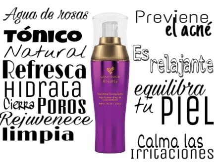 Agua de rosas natural de younique cómprala aqui y selecciona la bandera de tu país https://www.youniqueproducts.com/AdrianaT/products/view/US-16031-01#.WNXcBzyPOEc #younique #makeup #cosmetics #skincare #youniquemexico #youniqieespaña #youniquebyAdrianat #beyounique