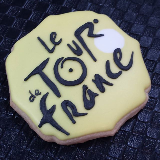 Celebrating my return to the market after 4 weeks away in Amsterdam and France.  This week it is about France! #sweethandmadecookies #customcookies #designercookies #decoratedcookies #bradfordfarmersmarket #tourdefrance