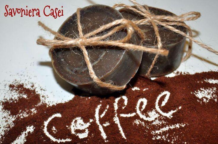 Sapun natural cu cafea