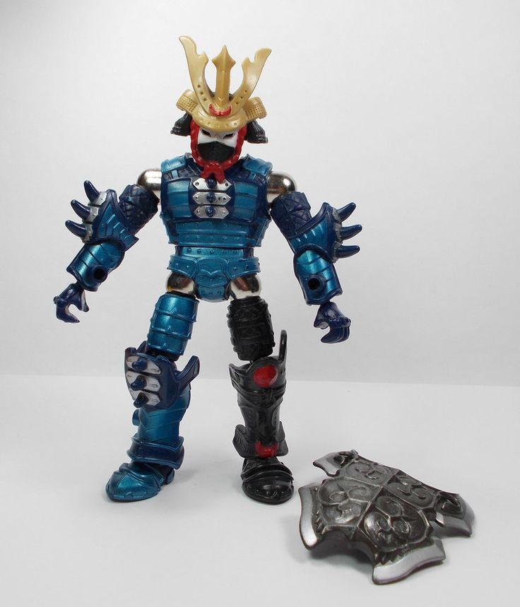 Mag Lock Warriors Mega Bloks Magnetic Action Toy Figure (1)