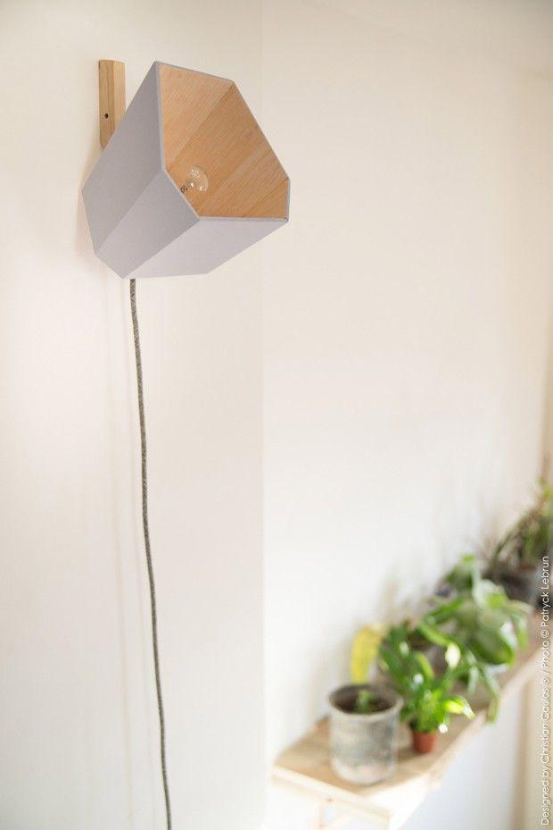 Lampe Ether par Christian Caulas - Journal du Design