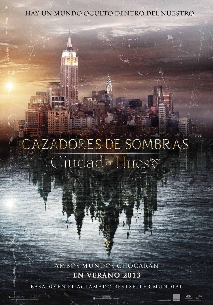 Cazadores de sombras: ciudad de hueso - The Mortal Instruments: City of Bones