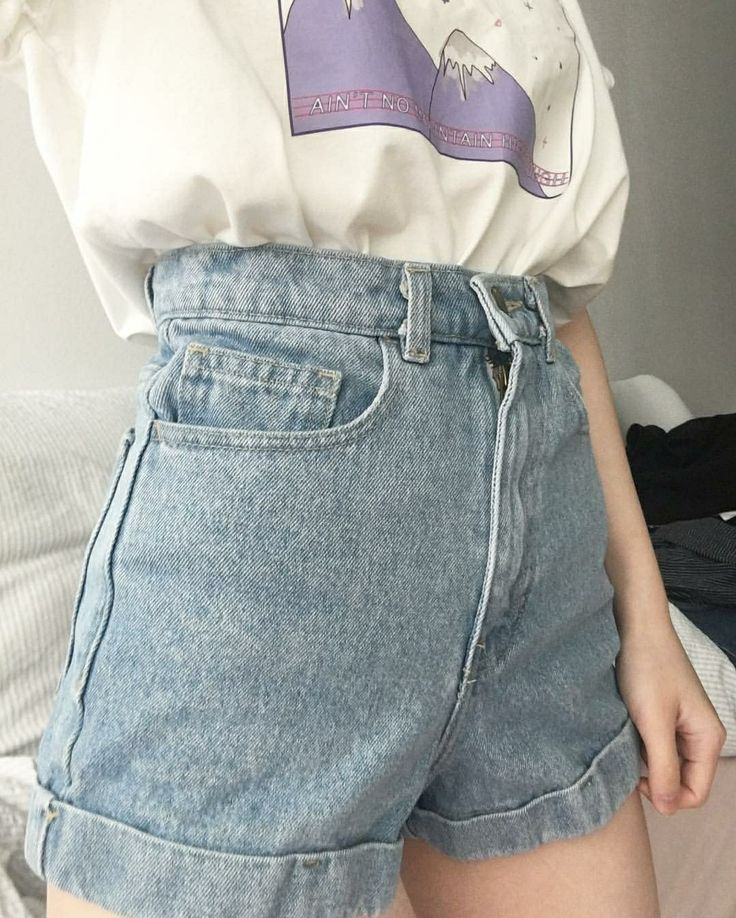 Best 20+ High waisted shorts ideas on Pinterest | Hipster summer outfits Spring shorts and ...