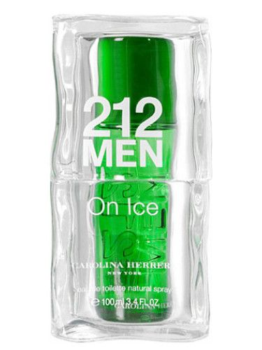 212 Men on Ice 2004 Carolina Herrera Masculino