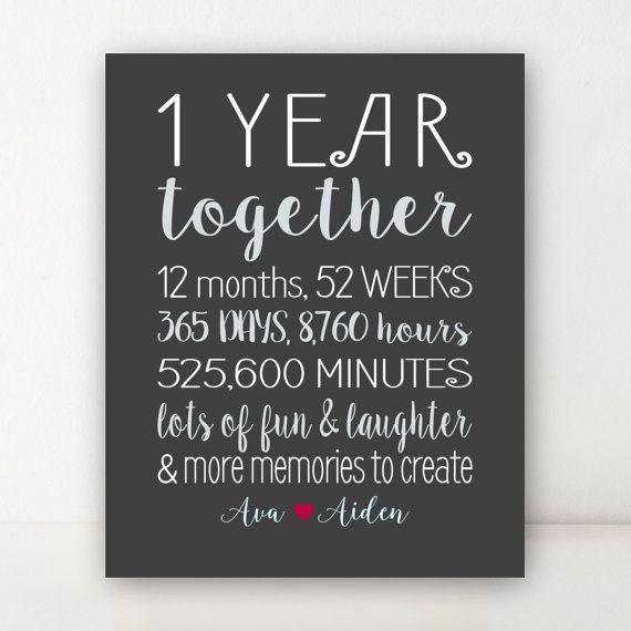 41 Best 1st Anniversary Gift Ideas Images On Pinterest