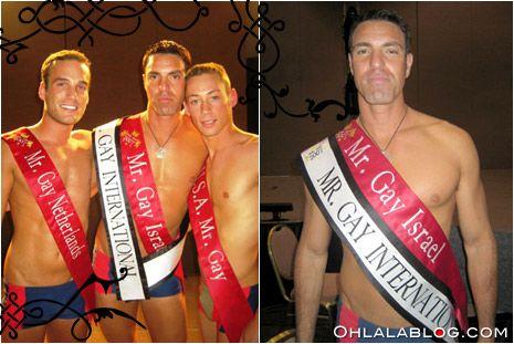 Mr Gay Israel 113