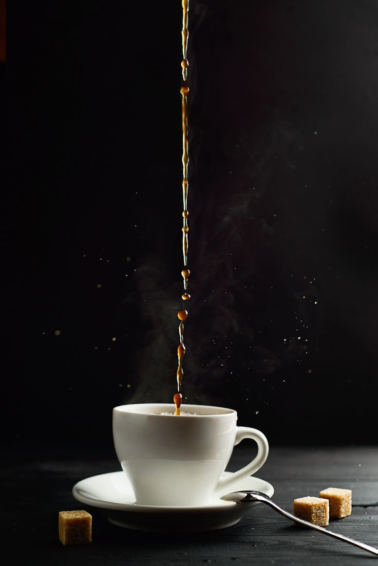 Hot coffee by Dina (Food Photography) on 500px