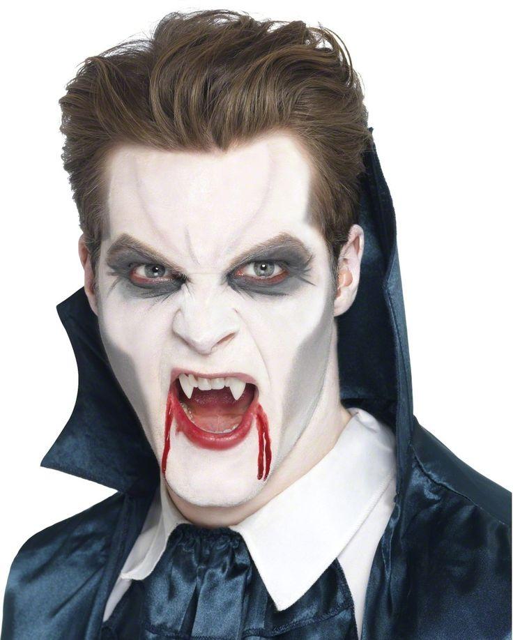 halloween vampires | Halloween Vampire Makeup