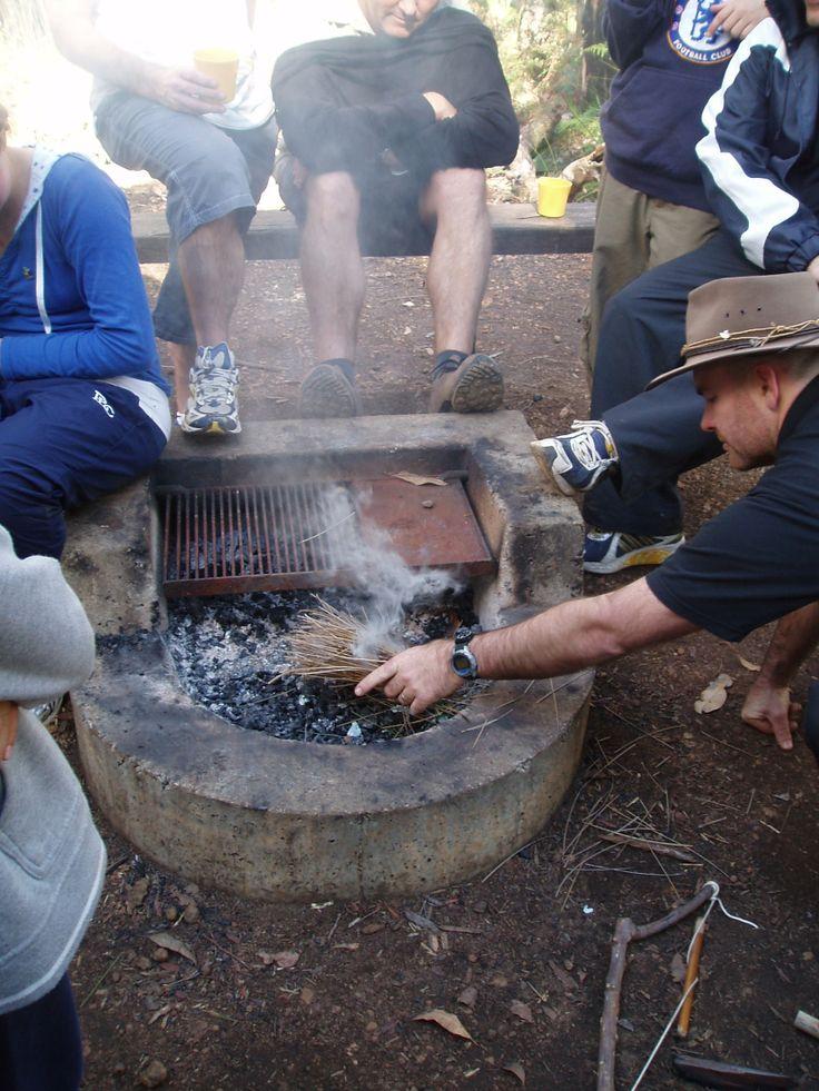 Camp fun - Group Activities on the Bibbulmun Track organised by the Bibbulmun Track Foundation