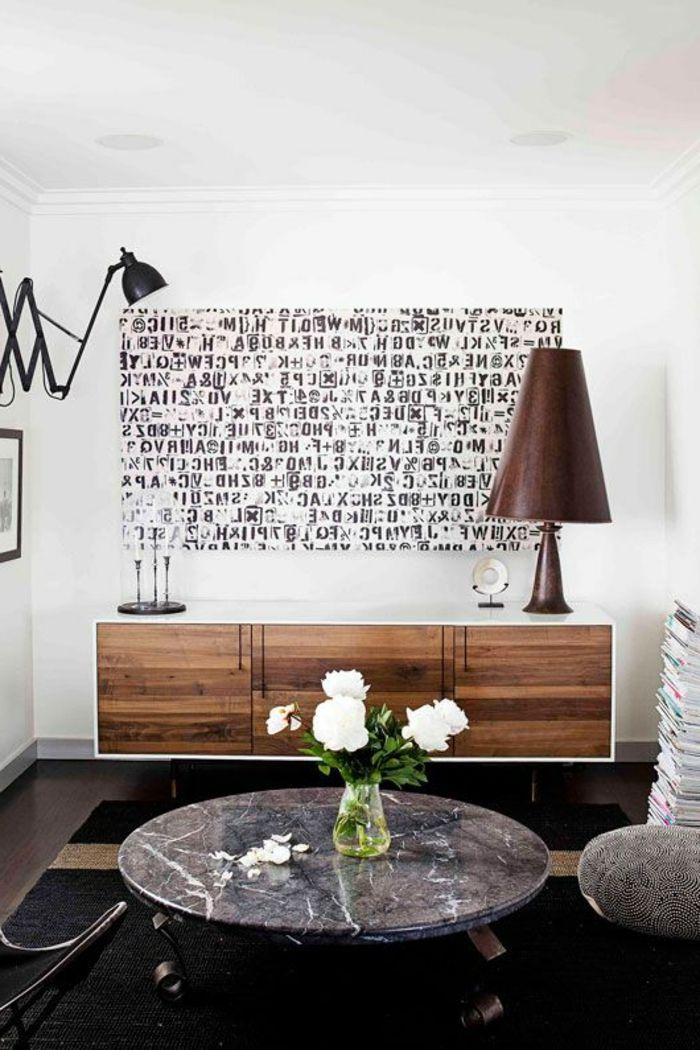 le meuble bahut toujours convenable pour le salon