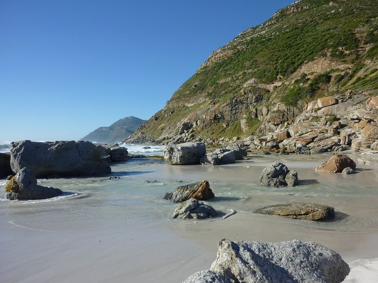 The Best of Cape Town, South Africa, in 10 pictures. Noordhoek, its beaches and the possibility to go horse-riding!
