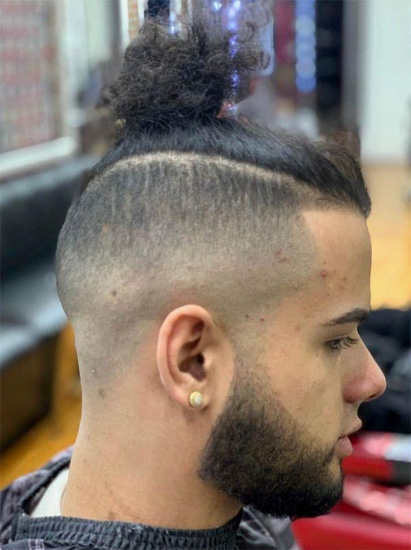 Top 37 Men S Long Hair With Undercut Hairstyles Of 2019 Undercut Hairstyles Long Hair Styles Undercut Long Hair