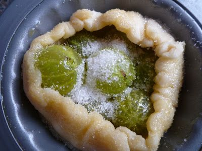 Recipe Gooseberry Tarts
