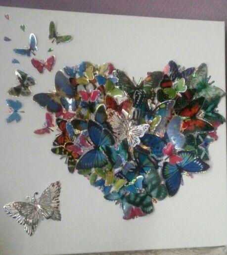 Vlinders 3D