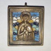 Икона «Святой Уар» . Пять цветов эмали. - Форум