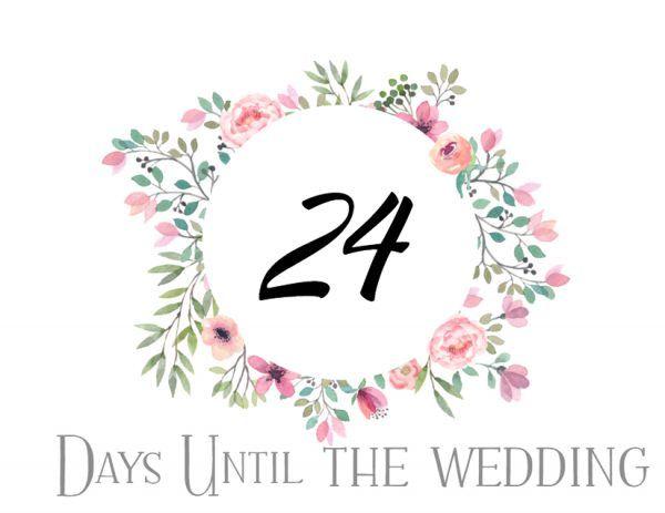 Printable Countdown Calendar Countdown Calendar Printable Countdown Calendar Wedding Countdown