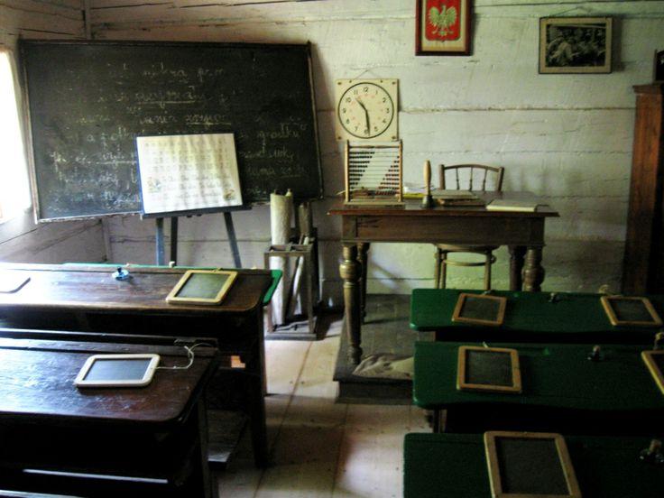 Empty #classroom. #Kinky #role #play.