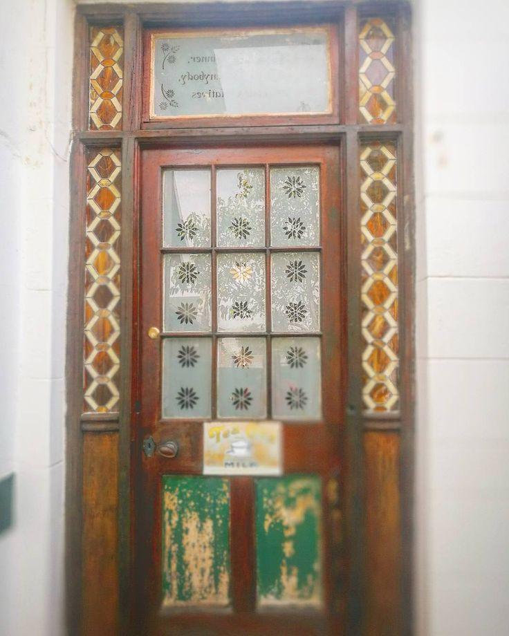 Beautiful outside door from Antique house build in 1909 situated in my home town Krugersdorp. #1909 #krugersdorp #antiquedoors #vintage #glassdecor #doorsoftheworld  #awesomedoors #doors #doorsupply #doorframe  #doorcollection #exteriordesign  #doorsofinstagram #doorsofdestinction #vintage #vintagedoors #windorpro