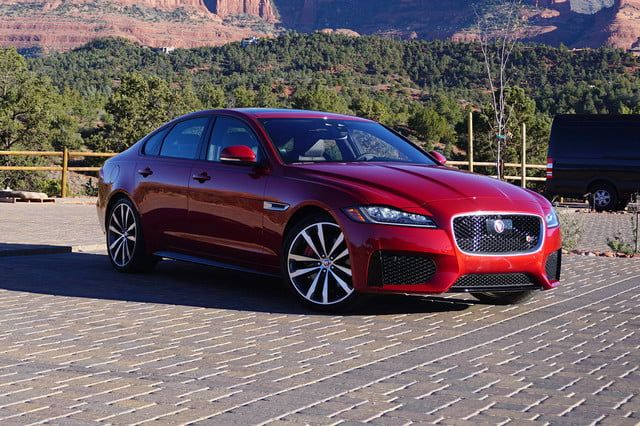 Jaguar discarded the last of its Ford-owned heritage with the all-new 2016 XF sedan, and the new model shows us where Britain's sports cars are going.