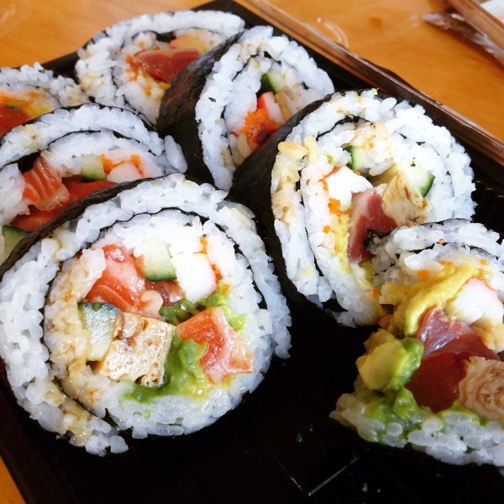 Hinoki Japanese Pantry (Collingwood): California Rolls [8/10].