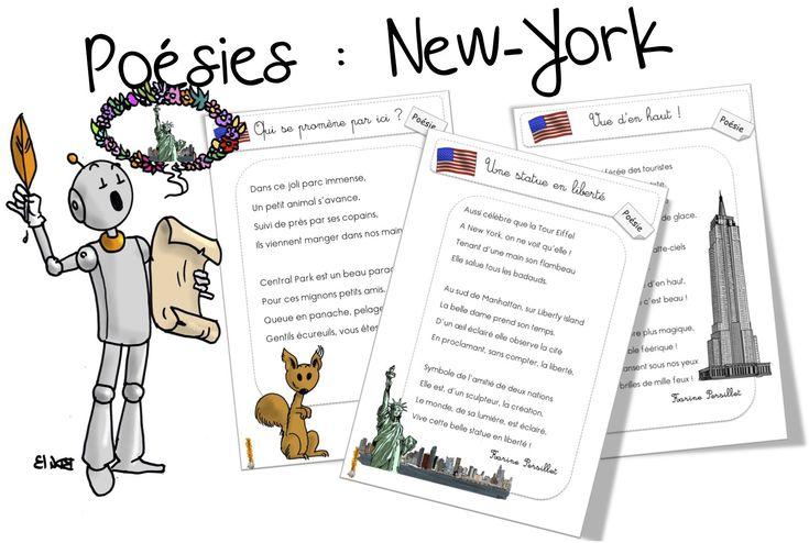 Poésie : New York - Bout de gomme