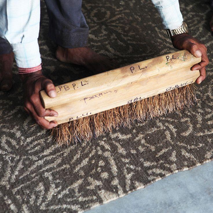 Hand woven Technique – Weaving - Design Rugs – Nanimarquina