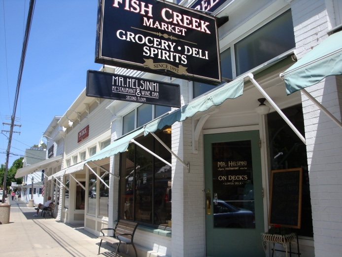 39 best fish creek wisconsin images on pinterest door for Fish creek restaurants