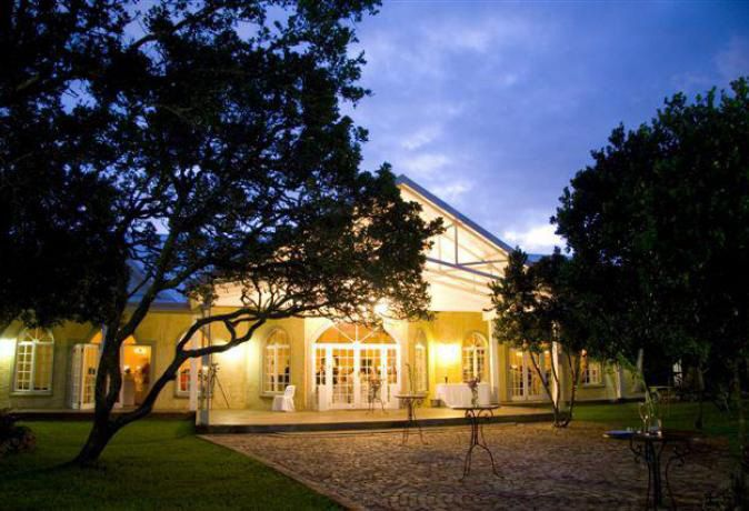 The Plantation Wedding Venue
