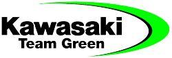 kawasaki team green logo