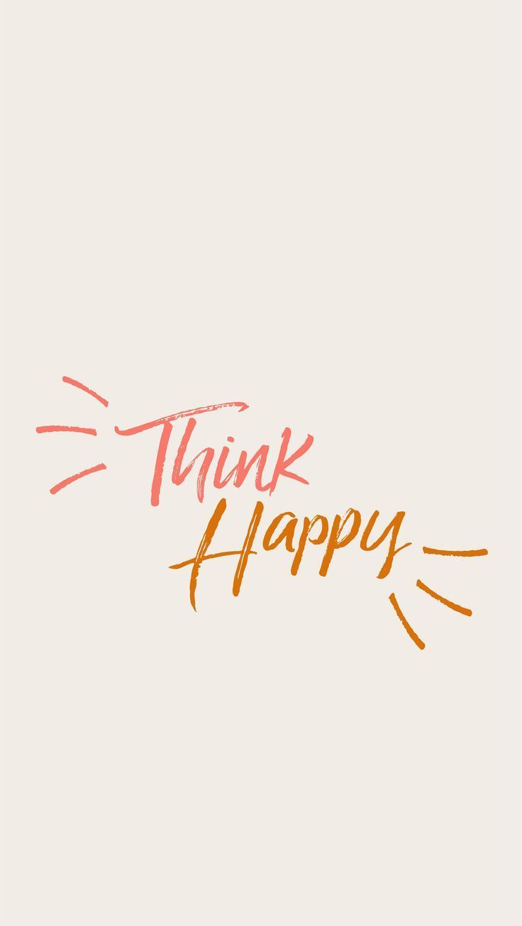 Think Happy Hesby Says Www Shophesby Com Happy Words Cute Quotes Positive Quotes