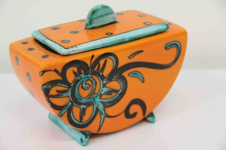 Sarah-May Baxter - Sugar Bowl  Ceramics