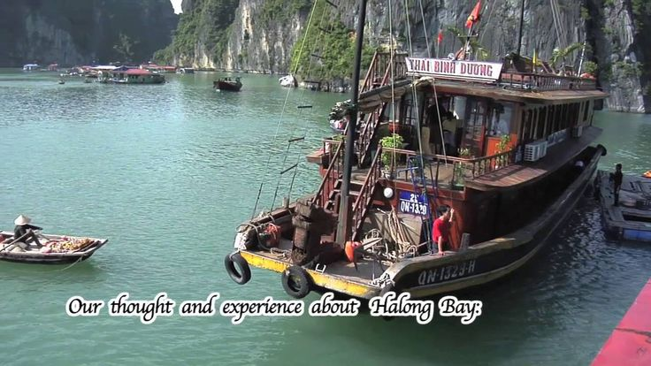 London/England [ Halong Bay Vietnam ] to Singapore by train & bus advent...
