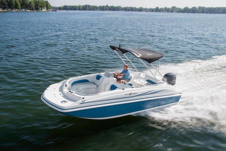 2014 Hurricane Deck Boat 188