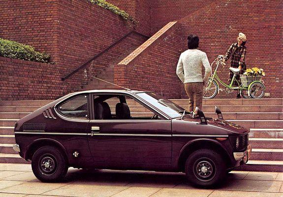 Suzuki Fronte Coupe (LC10W) 1971–76 images