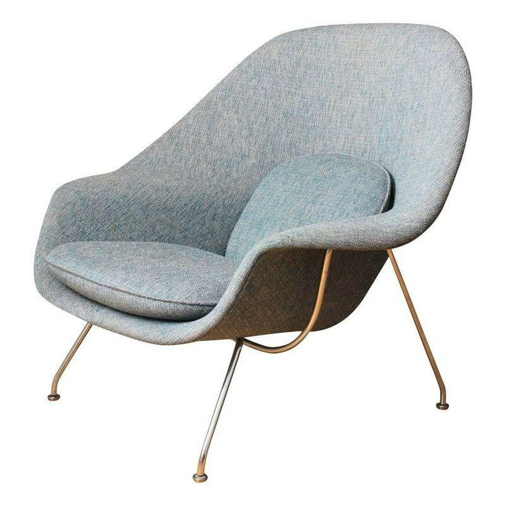 40 best images about lr chairs on pinterest eero saarinen recliners and armchairs - Vintage womb chair for sale ...
