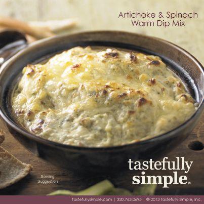Hot Artichoke And Spinach Dip II Recipe — Dishmaps
