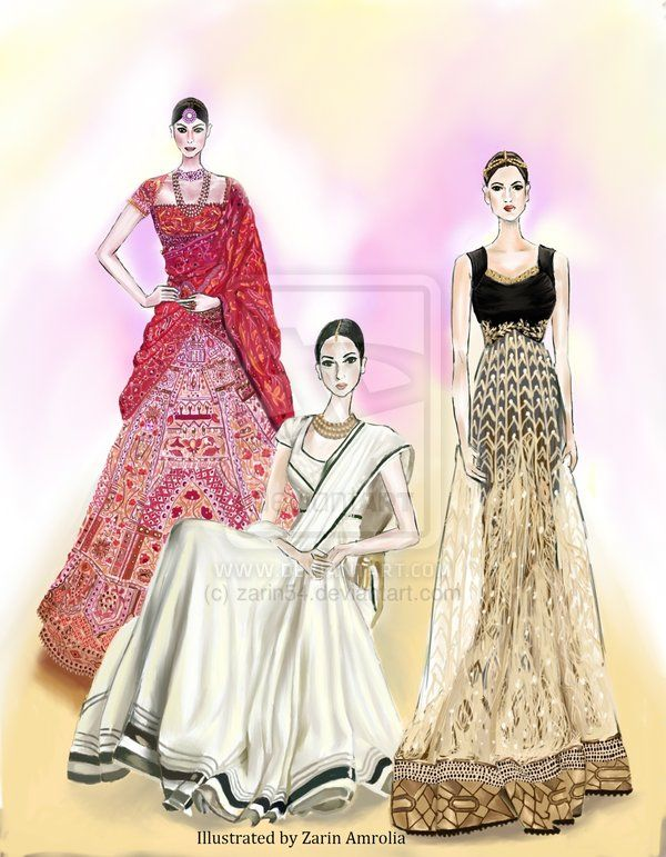 ✿ JJ Valayas outfits - fashion illustration by ~zarin54 on deviantART ✿