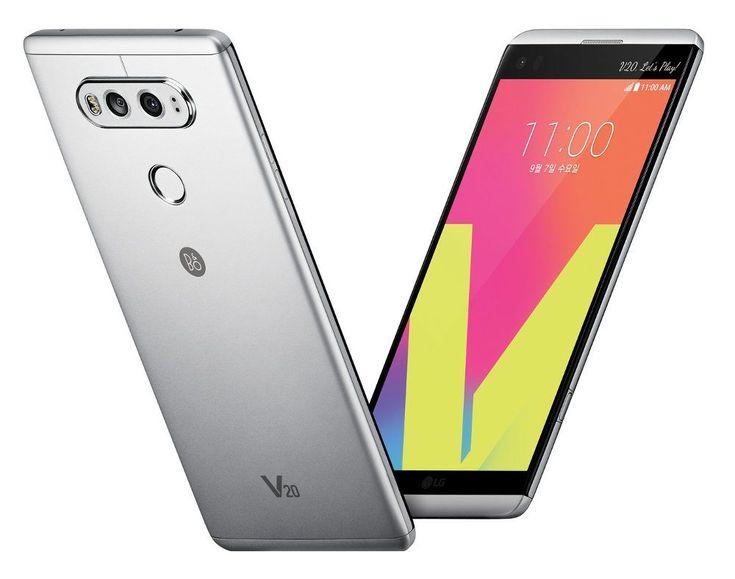 LG V20 çift ekran, çift kamera ve kaliteli ses yetenekleriyle geliyor  http://www.teknoblog.com/lg-v20-ozellikleri-132124/